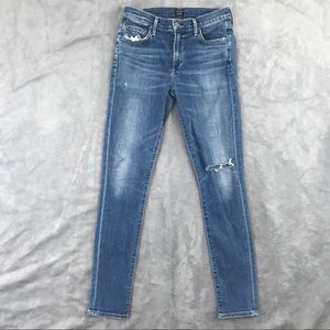 Citizens of Humanity Rocket Hi Rise Skinny Jeans